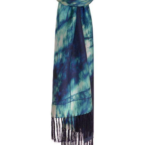 Pylon Cornwall Mens Silk Scarf ~ 120/180cms