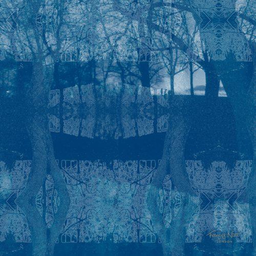 Frances Nutt London ~ Mask ~ Hampstead Heath