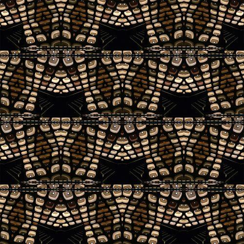 Curzon Mayfair ~ Mens Silk Scarf 120/180cms