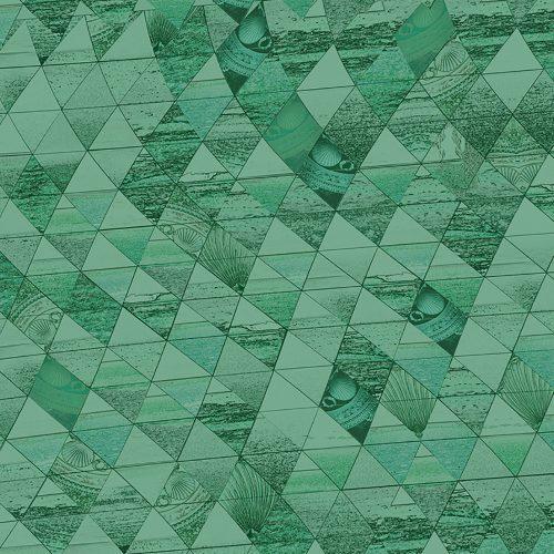 Sea Diamond ~ Mens Silk Scarf 120/180cms